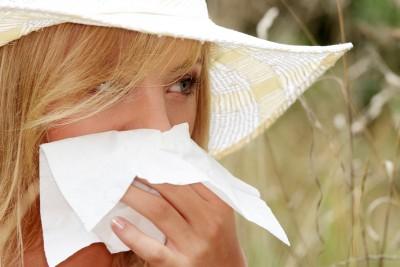 Tratamiento de alergia con acupuntura
