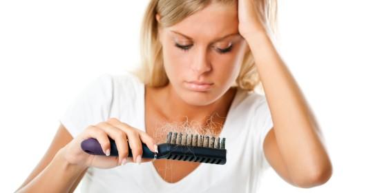Tratamiento de la caída del pelo