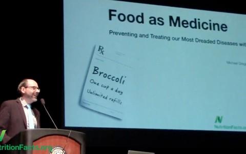 Excelente vídeo sobre nutrición
