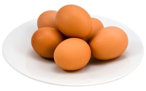 Cualidades y peligros del huevo cocido