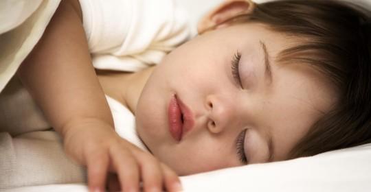 Dormir para crecer y soñar