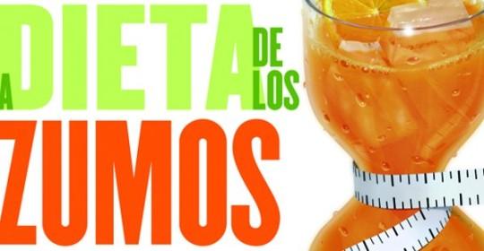 La dieta de los zumos, perder peso y desintoxicar
