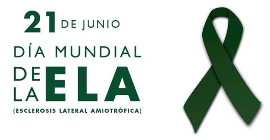 21 de junio: Día mundial de la Esclerosis Lateral Amiotrófica (ELA)