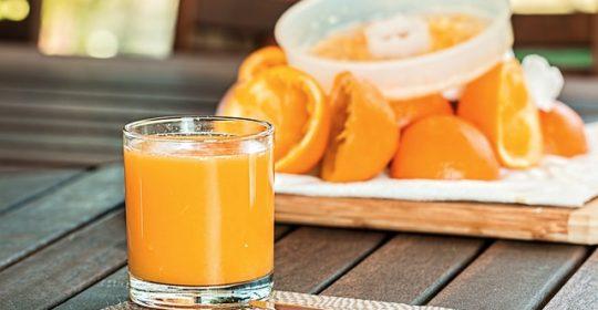 El zumo de fruta no es sinónimo de fruta